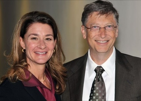 Gates Foundation, HIV, Melinda Gates, HIV Plus